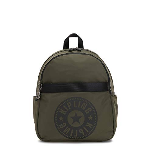 Kipling Maybel Medium Backpack Jaded Green 2
