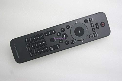 Replacement Remote Control for Philips Home Theater System Player HTS3371D/F7 HTS3372D HSB23