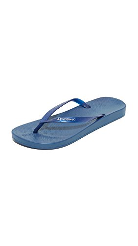 Ipanema Ana Tan Women's Flip Flops, Navy/Navy (7 US)