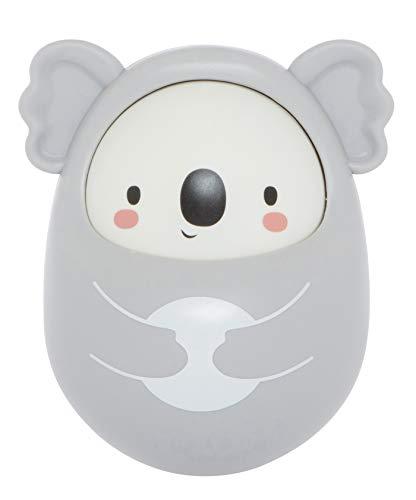 Tiger Tribe Koala Roly Poly Toy, White
