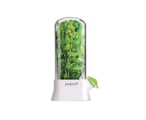 Prepara Eco Herb Savor Pod, Green, 6.2 x 2.9 x 10.7 inches