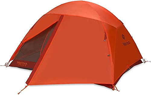 Marmot Catalyst 2P Tent, Rusted Orange/Cinder