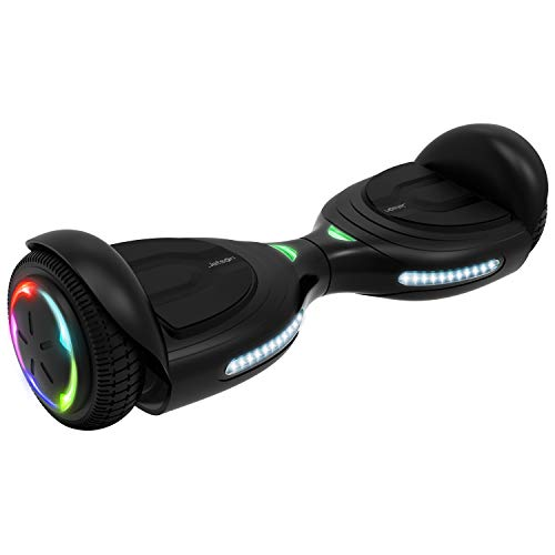 Jetson Capsule Hoverboard with LED Light-Up Wheels
