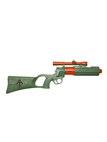 Rubie's Star Wars Men's Classic Boba Fett Blaster, Multi, One Size