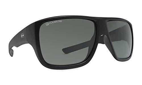 Dot Dash Aperture Polarized Sunglasses,OS,Black/Grey