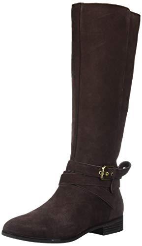 kensie Women's Capello Fashion Boot, Brown, 7 M US