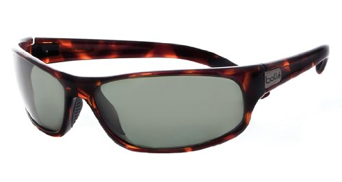 Bolle Anaconda Sunglasses, Dark Tortoise, Polarized Axis oleo AF