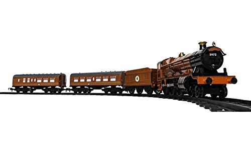 Lionel Hogwarts Express Battery-powered Model Train Set Ready to Play with Remote