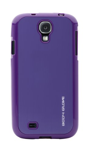 Body Glove Fusion Steel Cell Phone Case for Samsung Galaxy S4 - Plum/Lavander
