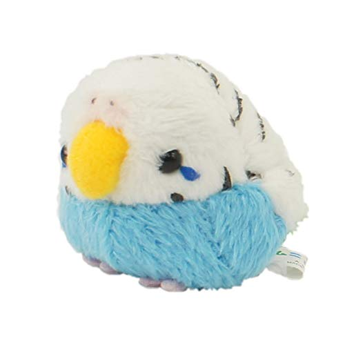 TSTADVANCE Munyu Mom Beanbag Plush (Budgies / White Blue)