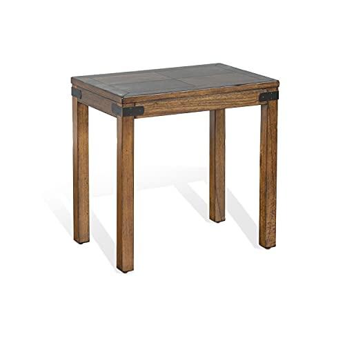 Sunny Designs Safari Chair Side Table