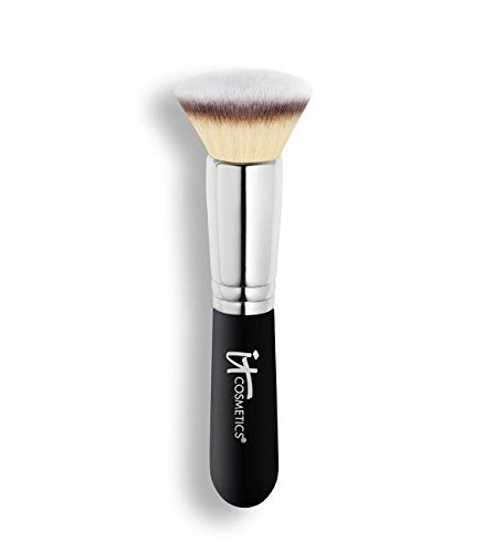 It Cosmetics Heavenly Luxe Flat Top Buffing Airbrush Foundation Brush