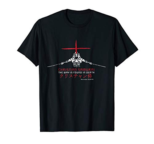 Christian Samurai Way is Found in Death Shirt
