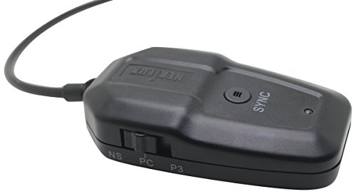 NEXiLUX NXL-95195 Game Genie Controller Adapter for Nintendo Switch, Windows, MAC, Raspberry Pi NEOGEO Mini PS3 and PS Classic