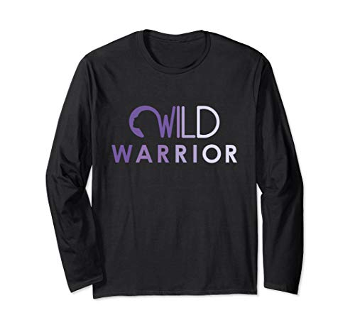 WILD Warrior | Unbreakable Warrior Collection (Limited) Long Sleeve T-Shirt