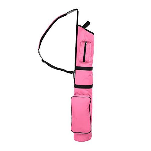 Orlimar Golf Sunday Bag - Rose Pink