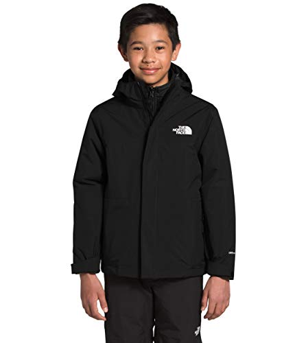 The North Face Boys' Freedom Triclimate, TNF Black, L