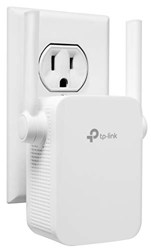 TP-Link N300 WiFi Extender(TL-WA855RE)-Covers Up to 800 Sq.ft, WiFi Range Extender supports up to 300Mbps speed, Wireless Signal Booster and Access Point for Home, Single Band 2.4Ghz only