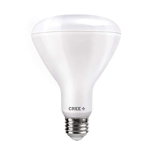 Cree Lighting TBR30-14030FLFH25-12DE26-1-11 26-1-11 BR30 Indoor Flood 100W Equivalent LED Bulb (Dimmable) 1400 lumens Bright White 3000K 1 Pack