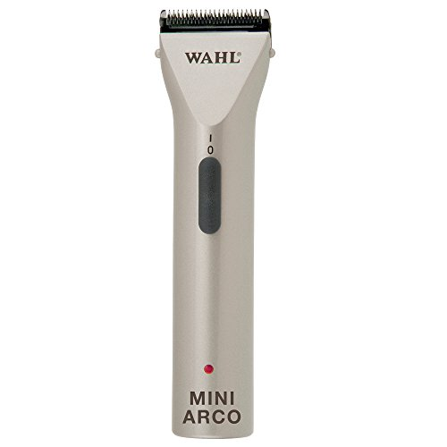 Wahl Professional Animal MiniArco Corded / Cordless Pet, Dog, Cat, and Horse Trimmer Kit (#8787-450A)