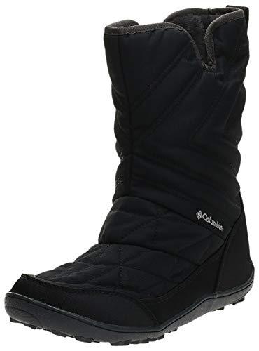 Columbia Women's Minx Slip III Snow Boot, Black, steam, 8