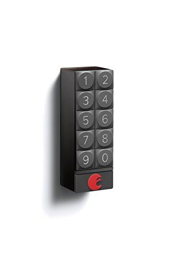 August Home AK-R1 August Smart Keypad, Dark Gray
