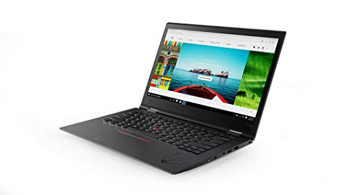 Lenovo ThinkPad X1 Yoga (3rd Gen) 14' WQHD 2560x1440 2-in-1 Laptop/Tablet PC, Intel Core i5-8350U 1.70GHz, 8GB LPDDR3 2133MHz, 256GB PCIe-NVME SSD, Windows 10 Pro