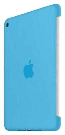 Apple iPad Mini 4 Silicone Case - Blue (MLD32ZM/A)