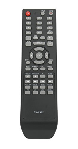 New EN-KA92 Replace Remote fit for HISENSE TV 32H3E 32H3C 40H3E 40H3C 32D37 32H3B1 32H3B2 40H3B