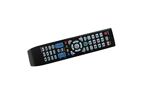 Universal Replacement Remote Control Fit for Samsung LN46B550 LN32B360 LN40B550 LN40B650 PN50B540 LN22B360 PN58B540 LN37B550 LN55B650A1F LN55B650C1F LN32B530P7F LN19B360 Plasma LCD LED HDTV TV