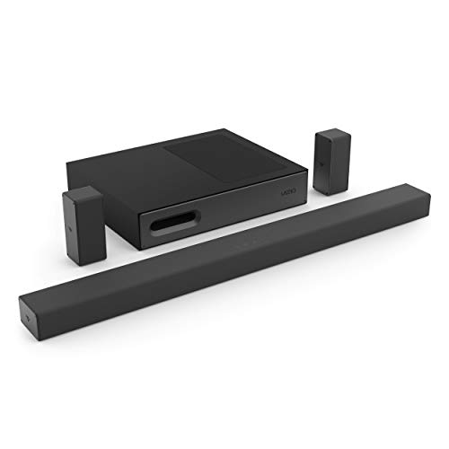 """VIZIO Sound Bar for TV, 36"""" 5.1 Channel Home Theater Surround Sound System with Wireless Subwoofer and Bluetooth – SB3651ns-H6"""