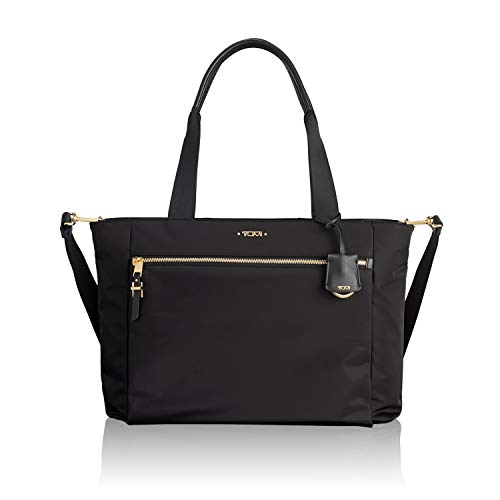 TUMI - Voyageur Mauren Laptop Tote - 13 Inch Computer Bag for Women - Black