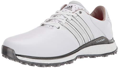 adidas Golf Tour360 XT-SL 2 White/White/Dark Silver Metallic 10.5 W