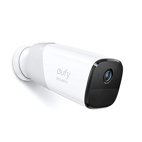 eufy Security, eufyCam 2 Pro Wireless Home Security Add-on Camera, Requires HomeBase 2, 365-Day Battery Life, HomeKit Compatibility, 2K Resolution, No Monthly Fee