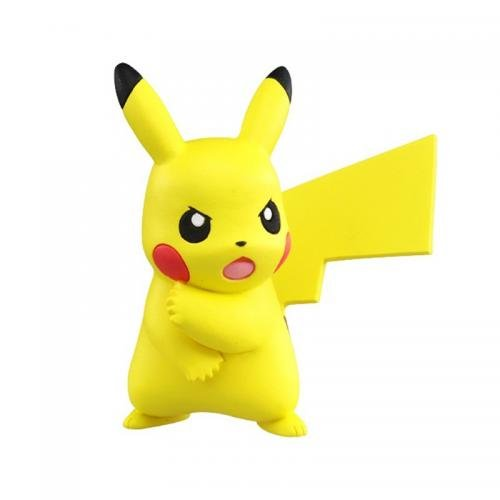 Takaratomy Pokemon Sun & Moon EX EMC-20 Mini Pikachu Z Move Pose Action Figure