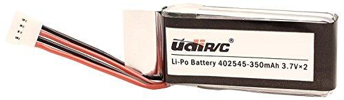 sea jump UDI RC U818FPV-16 Replacement Lipo Battery for Udi Discovery FPV Quad