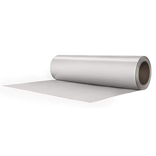 Tough Grade 8.5 Arctic White RV Fiberglass Sidewall | Roofing Product (5 Foot)