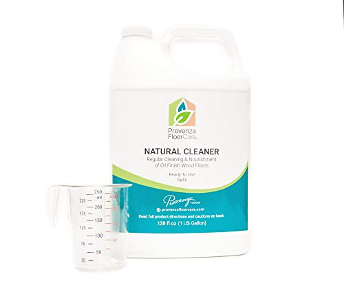 Provenza Natural Cleaner Ready to Use Refill - 1 Gallon - For Oil Finish Floors