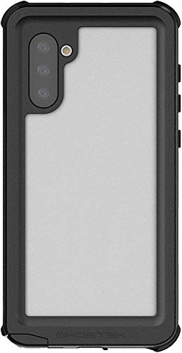 Ghostek Nautical Waterproof Galaxy Note 10 Case with Screen Protector Super Rugged Extreme Heavy Duty Protection Tough Full Body Underwater Watertight Seal for 2019 Galaxy Note 10 (6.3 Inch) - (Black)