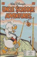 Walt Disney's Uncle Scrooge Adventures #41 - 11/96 (Gladstone)- 'Starkos Statue'