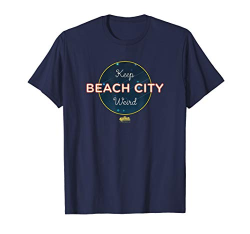 Steven Universe Keep Beach City Weird T-Shirt