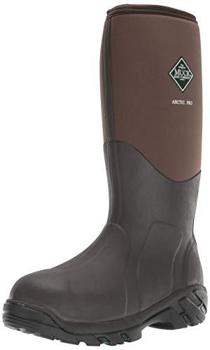MUCK BOOT COMPANY Men's Arctic Pro Hunting Boot, Bark, Size 13/Medium