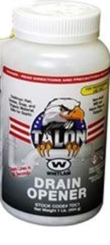 Whitlam Talon Drain Opener Non-Acidic and No Odor, 1 Pound