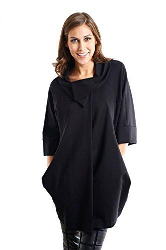 Joseph Ribkoff Coat Style 153302 (14) Black