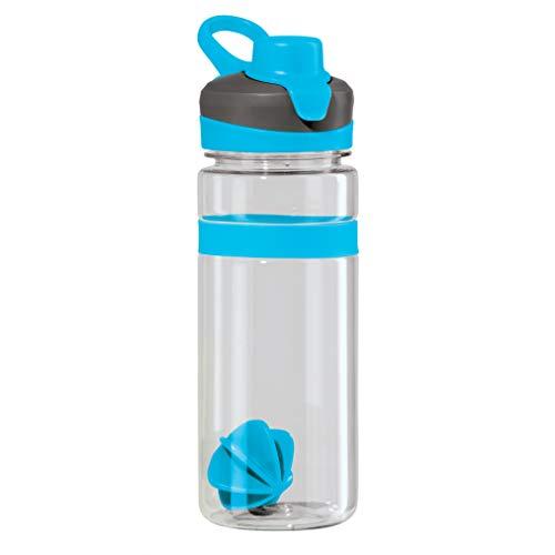 Oggi ATOMIC TritanTM Shaker Bottle, 34-Ounce, Blue