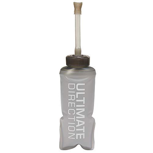 Ultimate Direction Body Bottle 500 w/Straw Soft Hydration Flask, Body Bottle 500 w/Straw