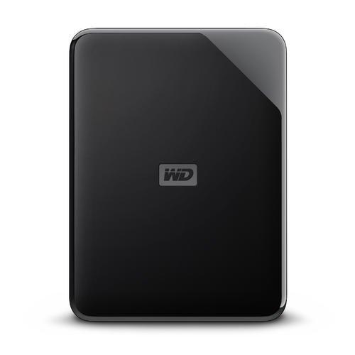 Western Digital Elements SE 1TB Portable External Hard Drive, 64MB Cache, WDBEPK0010BB, Black