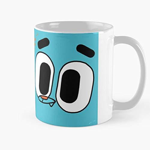 Fanart World Of Gumball The Amazing Best 11 Ounce Ceramic Coffee Mug