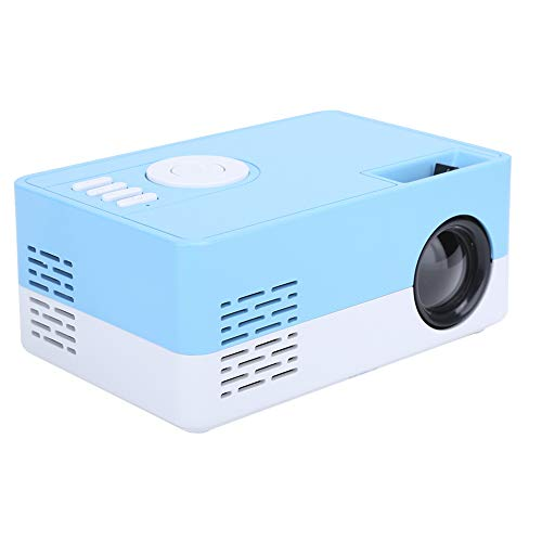 Oyunngs SMA Digital Poable Projector, Projector, 2080 in Project Size for Hdmi/Av/USB Fireicks/Tv(U.S. Regulations)