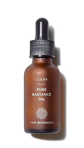 True Botanicals - Organic CLEAR Pure Radiance Face Oil | Clean, Non-Toxic, Natural Skincare (1 fl oz | 30 ml)